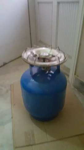 Portable Gas Strove 5kg to 6kg