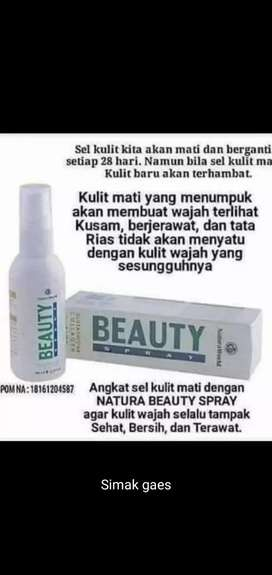 Natura Beauty Spray Serum