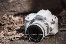 Kredit Kamer Canon 200D Mudah & Cepat Tanpa CC Dp 850rb