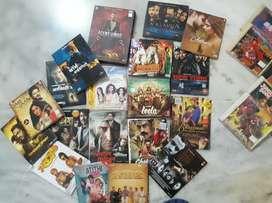 Popular,educative and new hindi and english movie CDs