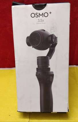 dji Osmo plus 12MP Sports and Action Camera - 1 Year dji Warranty