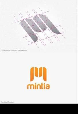 Stationery Printout I Design Logo Kemasan Brosur Desain  2252