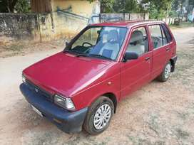 Maruti Suzuki 800 2002 Petrol and LPG Good Condition