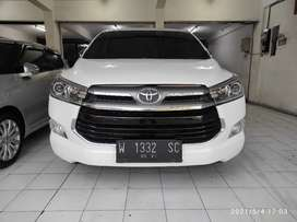 Toyota innova reborn Q bensin putih automatic/AT 2016 surabaya