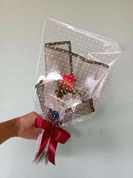 buket bunga mini