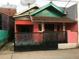 Dijual rumah tinggal pingir jalan ccok untuk usaha