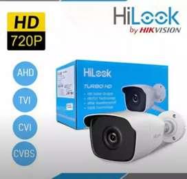 paket cctv full HiLook dan hikvision murah wilayah Sukajaya