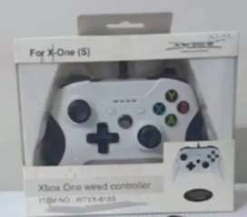 X Box One S wired controller
