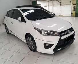 Toyota All New Yaris 1.5 TRD Sportivo Automatic Tahun 2014