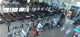 New Commercial Treadmill Spin Bikes Cross Trainers for Gym available