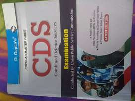 R guptas guide for cds (combined defence service exam )