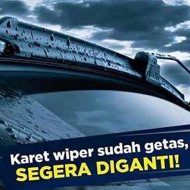 Pakai Wiper Baru Bersihkan Kaca Lebih Optimal- Wiper Honda Mobilio