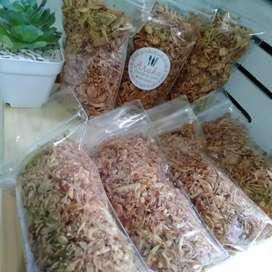 Bawang goreng renyah asli brebes