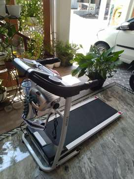 Treadmill Elektrik Fitur Lengkap Murah Terbaru