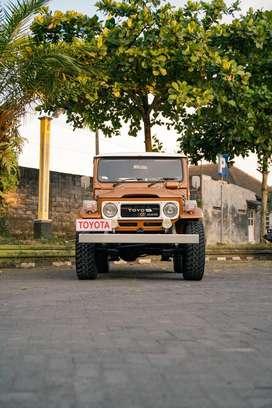 Hardtop diesel tahun 1986 (istimewa)