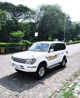 Toyota Land Cruiser Prado VX, 1999, Diesel