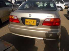 Want to sell honda civic in 10/8 condition
