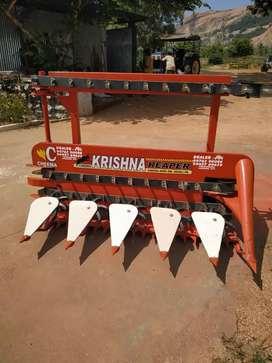 Tractor krishna reaper