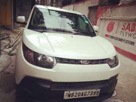 Mahindra Kuv 100 D75 K4 PLUS, 2016, Diesel