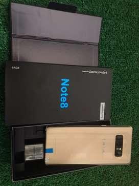 Samsung Note8 seken mulus