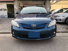 toyota corolla altis 2012 on easy installment in corporate