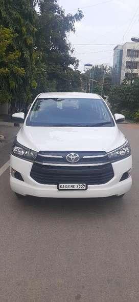 Toyota INNOVA CRYSTA 2.4 GX MT, 2019, Diesel