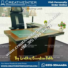 Office table Moderndes sofa bed study chair dining set desk cupboard