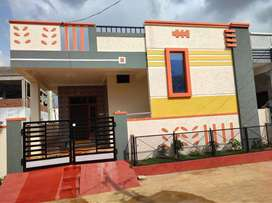 3bhk , 165sq Independent house available in gated community  near ECIL