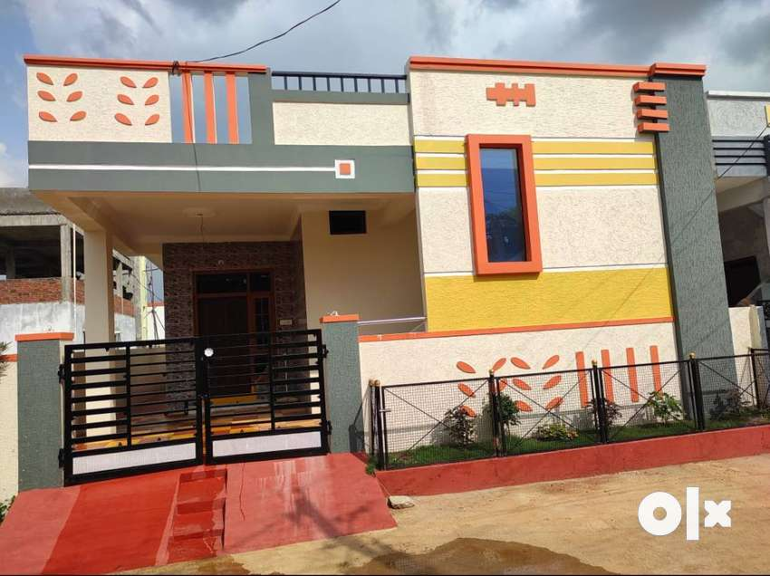 3bhk , 165sq Independent house available in gated community  near ECIL 0