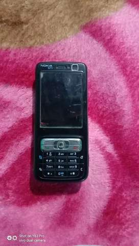 Nokia n73 old mobile,only intersted person can call