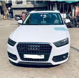 Audi Q3 2014 Diesel Well Maintained
