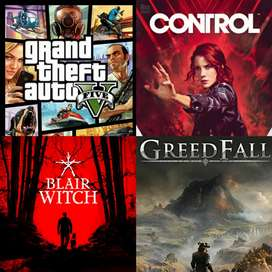 Pc game for sale. All  new LAPTOP and computer