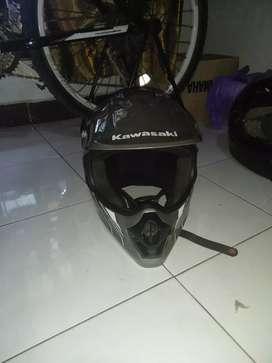 Jual helm motocros