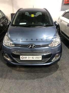 Hyundai Grand I10 Asta 1.1 CRDi, 2014, Diesel