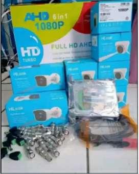 Hikvision 2ch cctv kekinian siap pasang harga termurah
