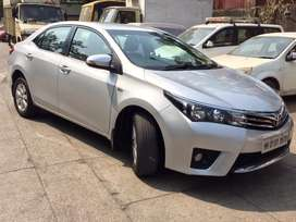 Toyota Corolla Altis 1.8 G, 2015, Petrol