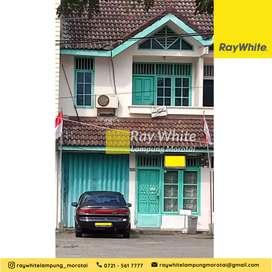 Dijual Ruko 2 Lantai di Tanjung Karang Timur B.Lampung (kode:yoniz529)