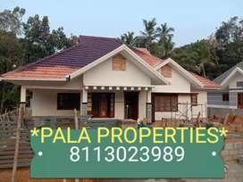 BEAUTIFUL BRAND NEW/ HOUSE SALE IN PALA /ETTUMANOOR HIGHWAY/ NEAR
