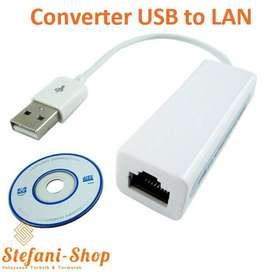 konverter usb to lan