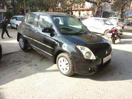 Maruti Suzuki Swift LXi, 2007, CNG & Hybrids