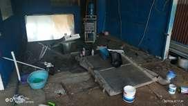 Servis Radiator , Las Aluminum , Las Kuningan , Fabrikasi Aluminium