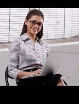 Required female office cum Personal Secretary