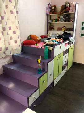 Bunk bed for children
