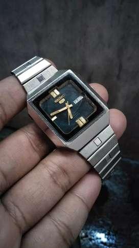 Jam Tangan Vintage Automatic Seiko 6349 - 5190
