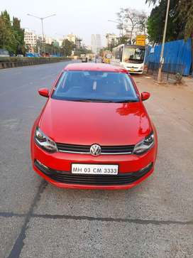 Volkswagen Polo 1.2 MPI Comfortline, 2017, Petrol
