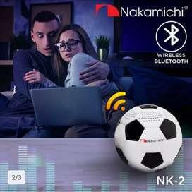 Speaker bluetooth nakamichi