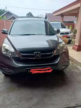 Honda CRV tahun 2010 Matic plat B 140 juta nepis