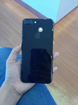 Iphone 7+ jetblack 32gb resmi ibox