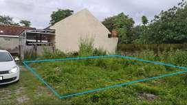 Tanah Kavling Purwomartani,Jalan Lebar, Dekat Ra Exit Tol Purwomartani