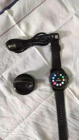 Samsung Galaxy smart watch 42mm Black